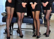 Japanese stewardesses selling sex prostitution